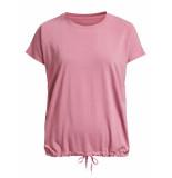 Röhnisch To hatha loose tee blush 226202 blush roze