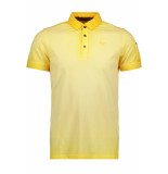 PME Legend Short sleeve polo ppss193851 1057 geel