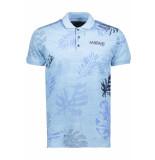 Gabbiano Polo shirt 22128 blue blauw