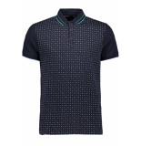 Vanguard Short sleeve jersey polo vpss193661 5287 blauw
