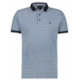 Kultivate 1901030404 330 t-shirt bluefog - blauw