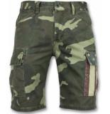 Enos Camouflage korte broek bermuda online