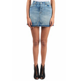 Kendall + Kylie Kendall + kylie fly let down rok - denim