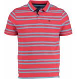 Basefield Shirt 1/2 219014262/404 rood