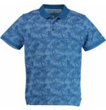 Basefield Shirt 1/2 219014356/611 blauw