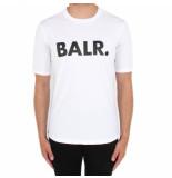 BALR. Brand shirt wit