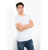 Tigha T-Shirt wit