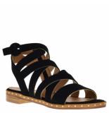 Mitica Dames sandalen zwart