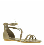 Inuovo Dames sandalen grijs