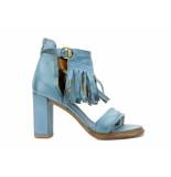 A.S. 98 Sandalen high heels blauw