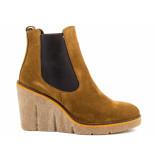Taft Footwear Enkellaarzen beige