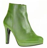Fabienne Chapot Enkellaarzen groen
