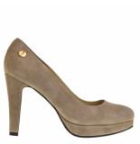 Fabienne Chapot Pumps plateauzool beige