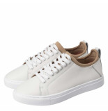 YAYA Leather sneakers wit