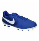 Nike Jr legend 8 academy fg/mg at5732-414 blauw