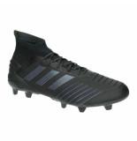 Adidas Predator 19.1 fg f35609 zwart