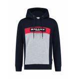 Ballin Amsterdam – balin hoodie 07-navy blauw