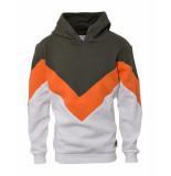 Hound Sweatshirt 2190711 khaki
