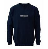 Hound Sweatshirt 2190704 blauw