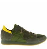 Philippe Model Sneakers trlu groen