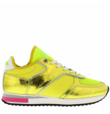 Floris van Bommel Sneakers 85261 geel