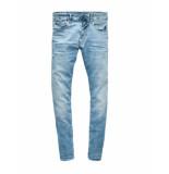 G-Star Revend skinny jeans licht blauw