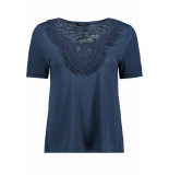 Only Onyisa s s crochet top jrs 15178093 insignia blue blauw