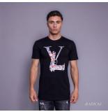 Radical Rocco gun t-shirt - zwart