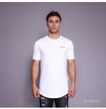 Radical Lucio melting gun t-shirt wit/rood