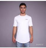 Radical Lucio melting gun t-shirt wit/zwart