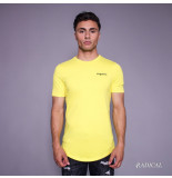 Radical Lucio melting gun t-shirt geel