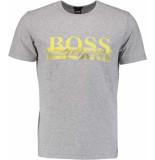Hugo Boss Tee 6 10106415 01 50383413/059 grijs