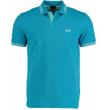 Hugo Boss Paul polo 50332503/430 blauw