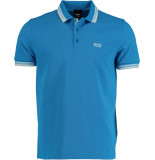 Hugo Boss Paddy polo 50398302/435 poloshirt blauw