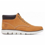 Timberland Mens brown bradstreet chukka le wheat bruin