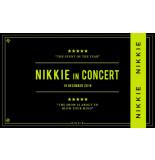 Nikkie Nikki in concert zwart