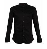 Desoto Overhemd 210-08-3-81 zwart
