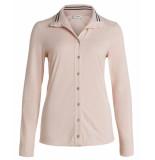 Anna van Toor T-shirt 08b05-02564643/1 roze