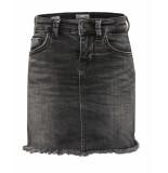 LTB Jeans Rok 26136 lime g zwart