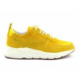 Poelman Sneakers geel