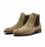 Selected Homme Selected louis chelsea boot groen
