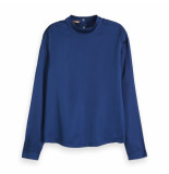 Maison Scotch long sleeve blauw