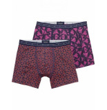 Scotch & Soda Classic boxer rood