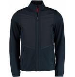 Hugo Boss Jalmstad pro softshell 50403412/410 blauw