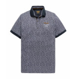 PME Legend Polo ppss195852 blauw