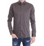 Genti Vinson sl5 shirt bruin