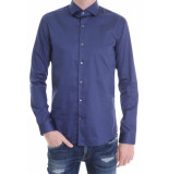 Genti Vinson sl5 shirt blauw