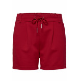 Only Onlpoptrash easy shorts noos 15127107 tango red rood
