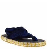 Nalho Dames sandalen blauw