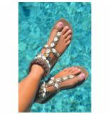 Hot Lava Dames sandalen bruin